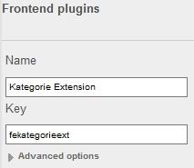 TYPO3 Frontend Extension erstellen